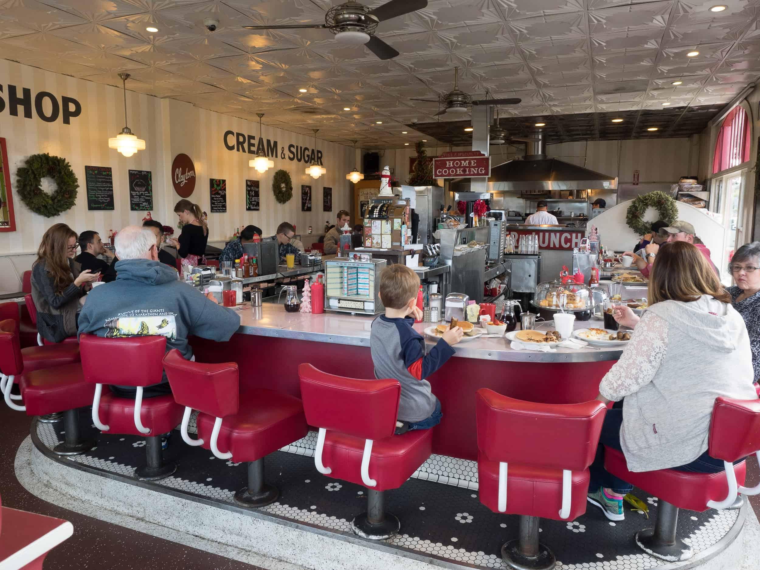 Claytons Coffee Shop Coronado PC111938